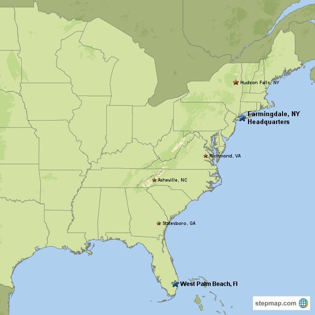 Metro Industrial Locations