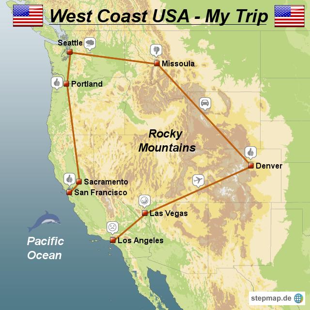 My USA Trip