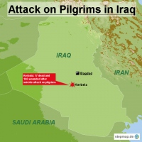 Attack on Pilgrims in Iraq