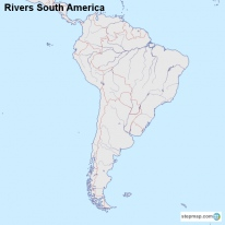 Rivers South America