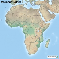 Mountains Africa