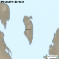 Mountains Bahrain