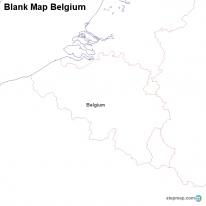 stepmap maps for belgium