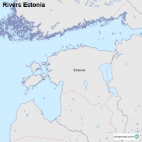 Rivers Estonia