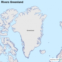 Rivers Greenland