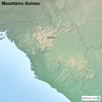 Mountains Guinea