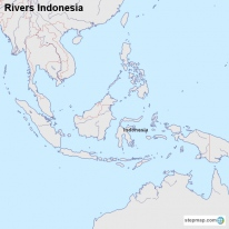Rivers Indonesia