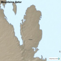 Mountains Qatar