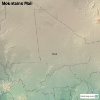 Mountains Mali