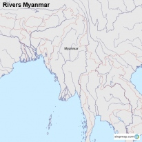 Rivers Myanmar