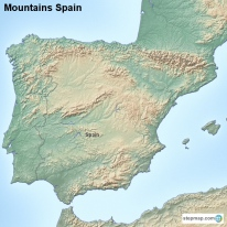 Mountains Spain
