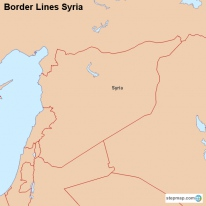 Border Lines Syria