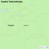 Capital Tadschikistan