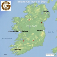 Ireland On-Track 11 Days