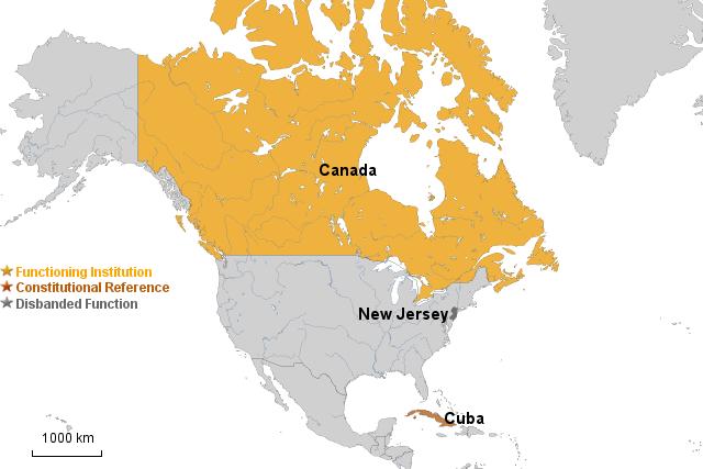 Future Justice: North & Central America & Carribean