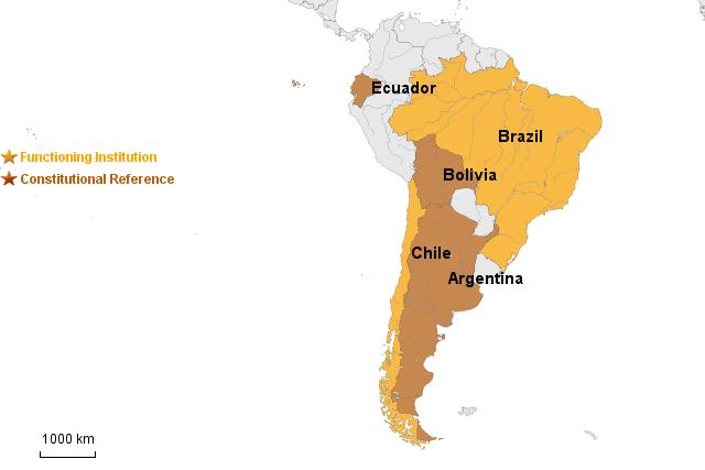 FJ Map South America