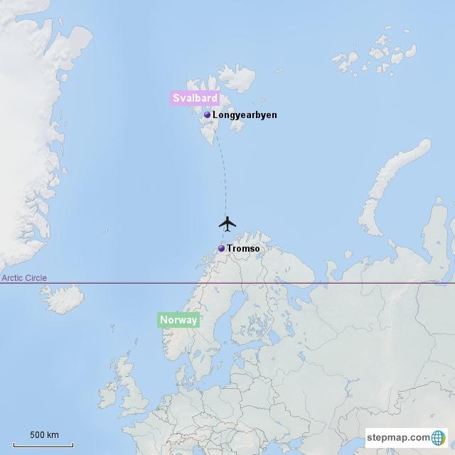 Arctic Woders: Tromso to Spisbergen