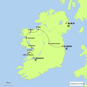 Adore & Explore Ireland