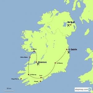 Emerald Ireland Experience