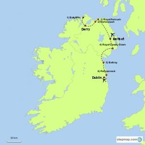 North & East Coast Links