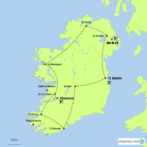 360 Degrees of Ireland