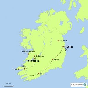 Irish Honeymoon Dream