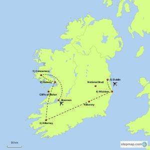 Irish Equestrian Adventure & Dublin Horse Show