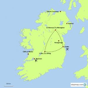Haunted Ireland Adventure