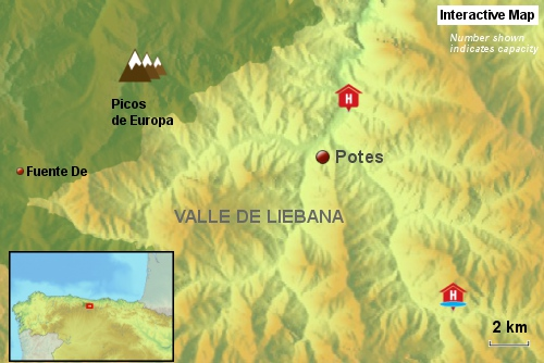 All properties Cantabrian Picos
