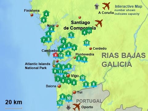 All props Rias Bajas Galicia