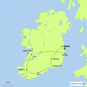 Ireland for the Connoisseur