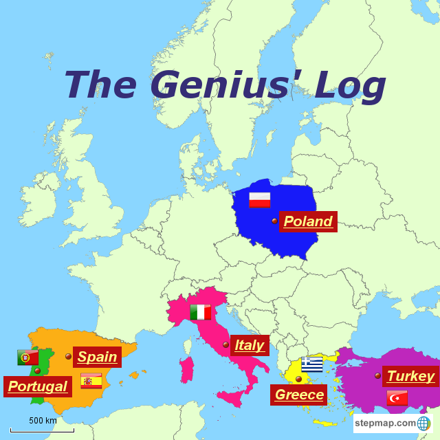 The Genius'Log