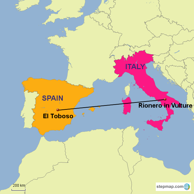 Italy-Spain