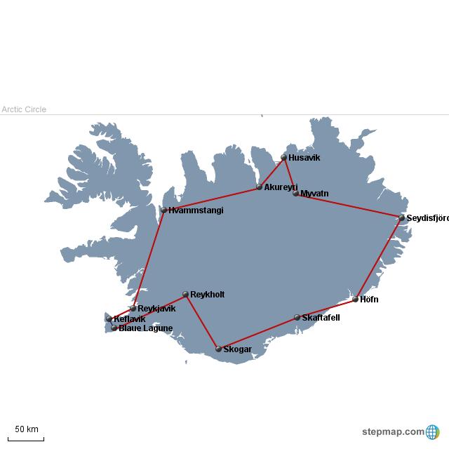 Iceland Ringroad