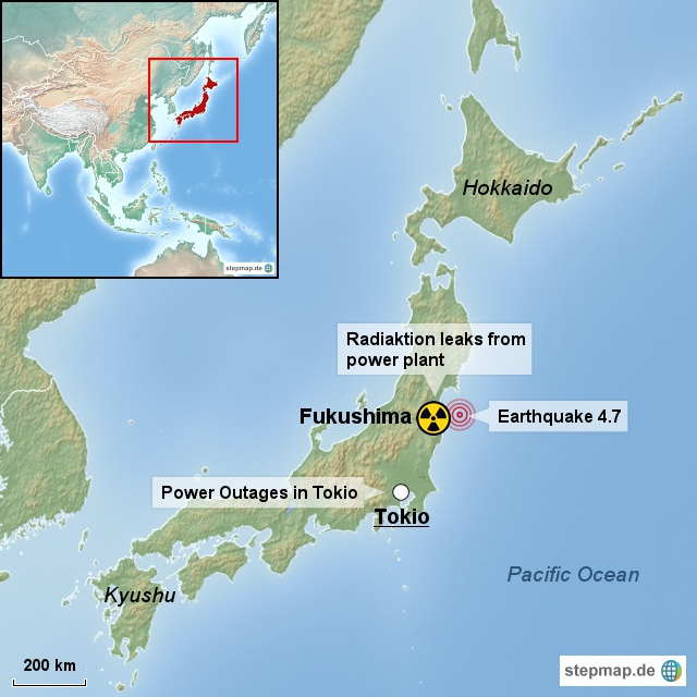 Nuclear Crisis in Japan