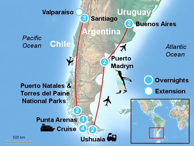 Water of Patagonia WPT