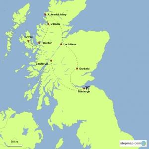 Escorted Highlands of Scotland Journey