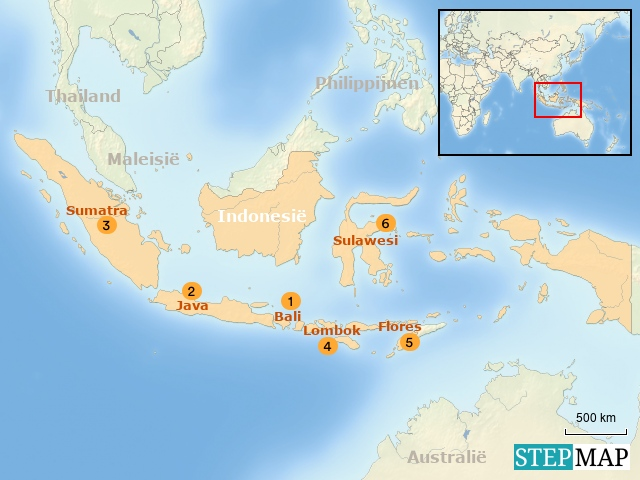 Indonesië-reizen   Bouw je eigen reis   Riksja Indonesië