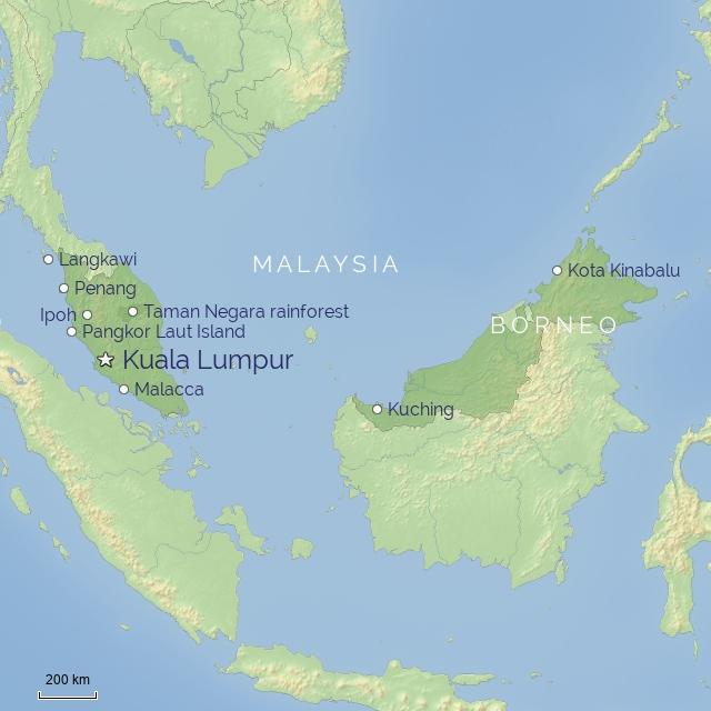 NOLINK FAR EAST MALAYSIA