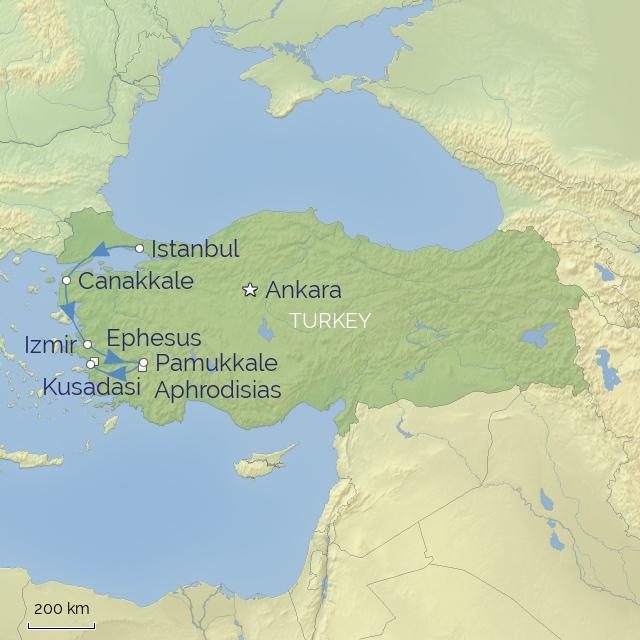 Tour - Europe - Turkey - Classical Turkey