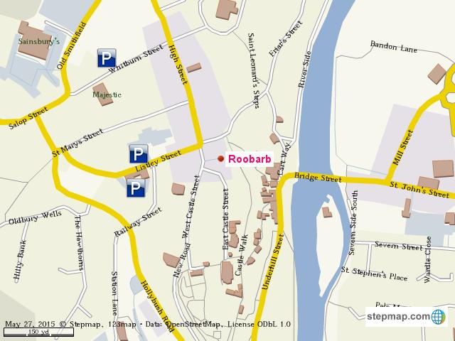 Roobarb, Bridgnorth