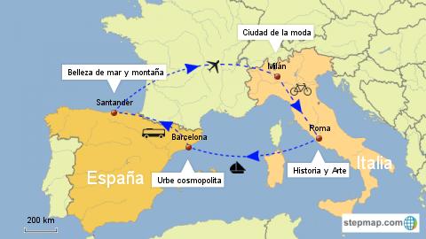 Por Europa