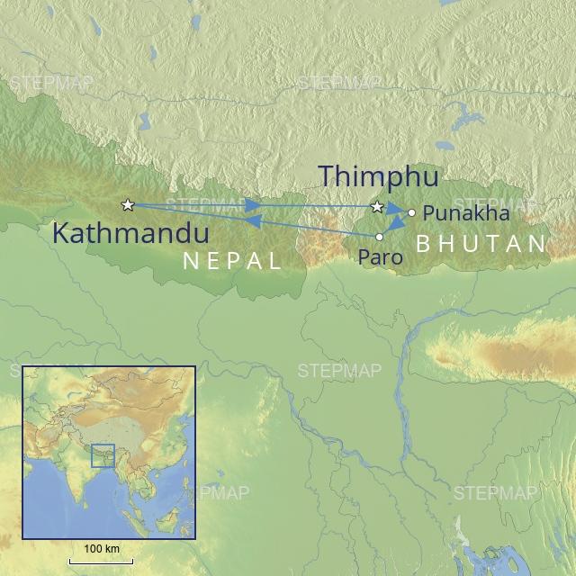 tour-indian-subcontinent-bhutan-bhutan-dragon-kingdom