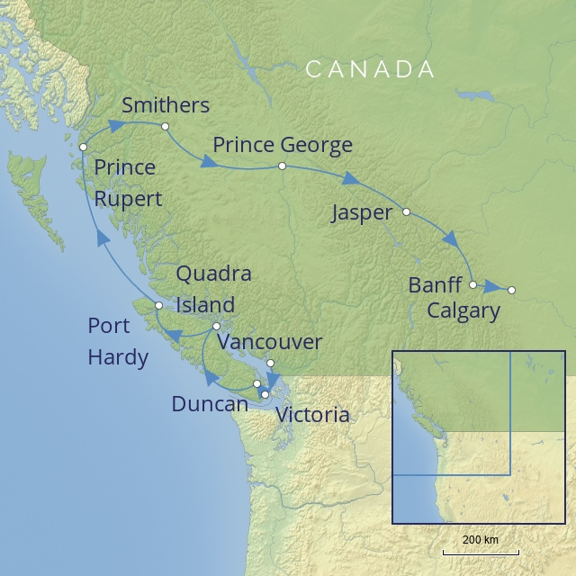 tour-Canada-Vancouver Island & British Columbia