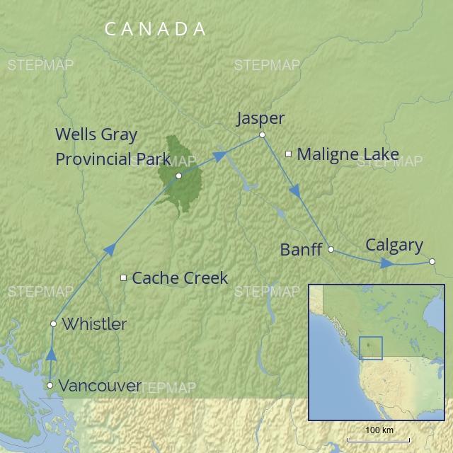 tour-Canada-classic western canada