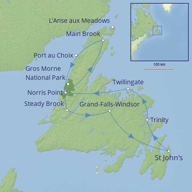 tour-Canada-Highlights of Newfoundland