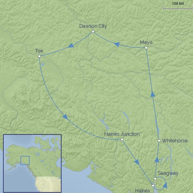 tour-Canada-Yukon & Alaska Wilderness Drive