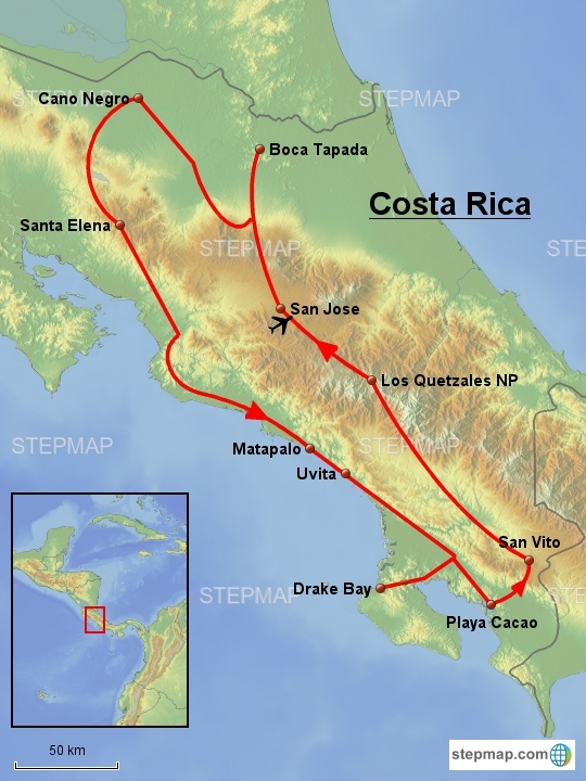 Costa Rica 2017