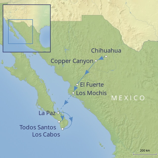 tour-north-america-mexico-Baja & the copper canyon