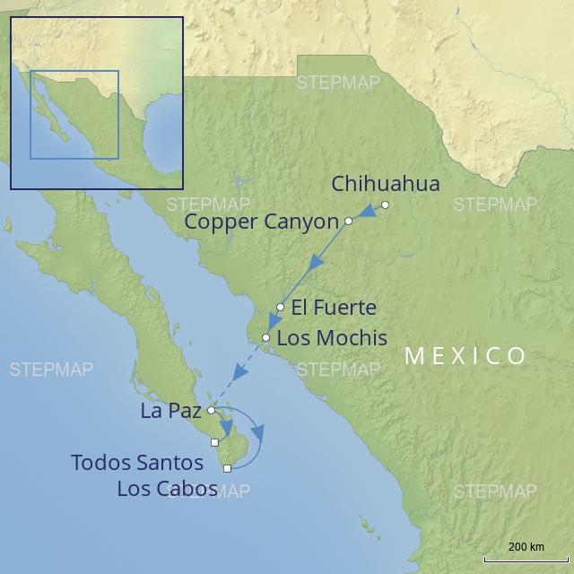 tour-north-america-mexico-Baja & the copper canyon